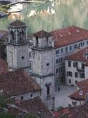 Старые города Черногории